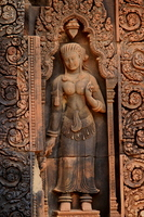 Banteay Srei Stock photo [2499067] Stone