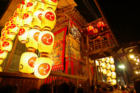 Floats of Gion Festival Stock photo [2499499] Gion