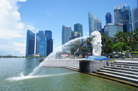 The merlion Stock photo [2510253] The