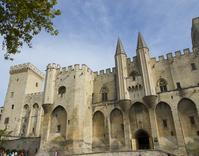 World Heritage in Avignon Papes Stock photo [2511984] Avignon