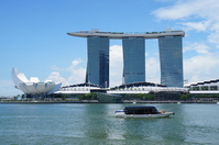 Marina Bay Sands Stock photo [2513245] Marina