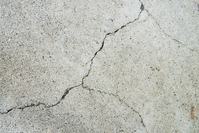 Cracked concrete Stock photo [2633471] Concrete