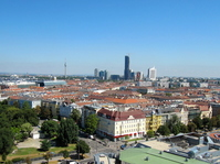 Cityscape of Vienna Stock photo [2715613] Wien