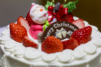 Christmas cake Stock photo [2715762] Christmas