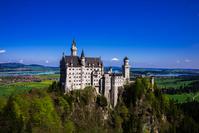 Romantic Road Neuschwanstein Castle Stock photo [2717094] Germany