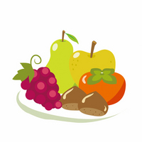 Autumn fruits [2720100] Fruit