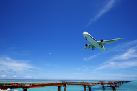 Airplane Stock photo [2795315] Okinawa