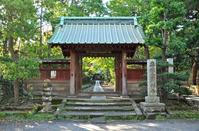 Kamakura, Jufuku-ji main gate Stock photo [2795745] Jufuku-ji
