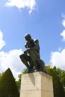 Rodin Thinker Stock photo [2796534] The