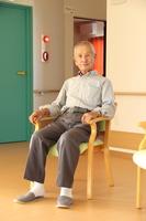 Senior to relax in the nursing facility Stock photo [2799967] Zinnia