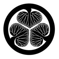 Tokugawa Ieyasu trefoil left AoiTomomi [2802053] Family