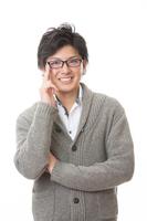 Men of glasses Stock photo [2803770] Man