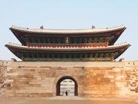South Korea Seoul Namdaemun Stock photo [2883729] South