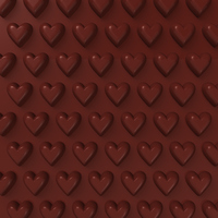 For chocolate background material Heart Pattern [2886169] Hart