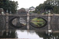 Double bridge Stock photo [2886518] Tokyo