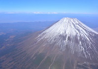 Fuji Aerial Stock photo [2887360] Mt.