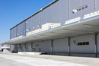 Distribution warehouse Stock photo [2888486] Warehouse