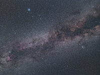 Milky Way Galaxy Stock photo [2888553] Milky