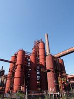 Germany Zollverein Coal Mine World Heritage Site Stock photo [2892104] Zollverein