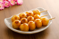 Skewer dumpling Stock photo [2965805] Skewer