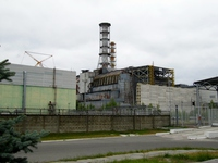 Chernobyl nuclear plant Stock photo [2968347] Chernobyl