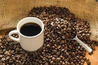 Coffee and beans Stock photo [2969792] Coffee