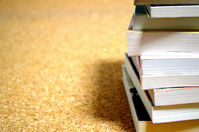 Book are stacked Stock photo [2970729] Pile