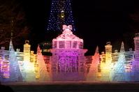 65th Sapporo Snow Festival ice sculpture Stock photo [2972013] Sapporo