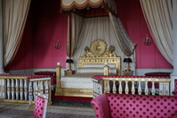 Bedroom of the king Stock photo [2973592] France