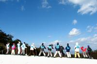 Skiing classroom Stock photo [89515] Skiing
