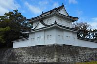 Nijo Castle southeast corner tower Stock photo [3052621] Japan