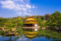 World Heritage Temple of the Golden Pavilion Stock photo [3053696] Kinkaku-ji