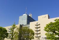 Japan Broadcasting Corporation NHK Broadcasting Center Stock photo [3058444] NHK