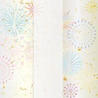 Fireworks of frame [3060905] Fireworks