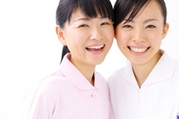 Two nurse Stock photo [3062460] Nurse