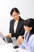 Business two people Stock photo [3062604] Laptop