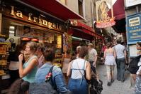 Mont Saint Michel Boulevard Stock photo [3064285] France