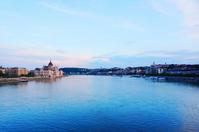 World Heritage Budapest Danube river bank Stock photo [3136548] Budapest
