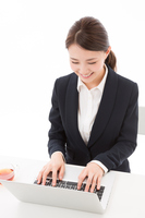 Business Woman PC Stock photo [3136978] Business