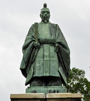 Image of Toshitsune Maeda (Ashi-jo park-Komatsushiro) Stock photo [3139645] Maeda