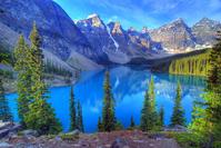 Moraine Lake, Banff National Park Stock photo [3144602] Kanata