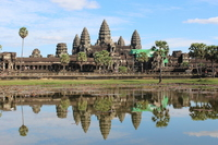 World Heritage Angkor Wat Stock photo [3250989] World