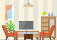 Living room [3252590] Interior