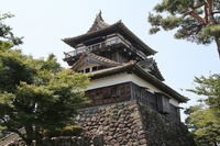 Maruoka Castle Stock photo [3252983] City