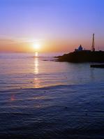 Nosappumisaki Lighthouse Sunrise Stock photo [3253008] Landscape