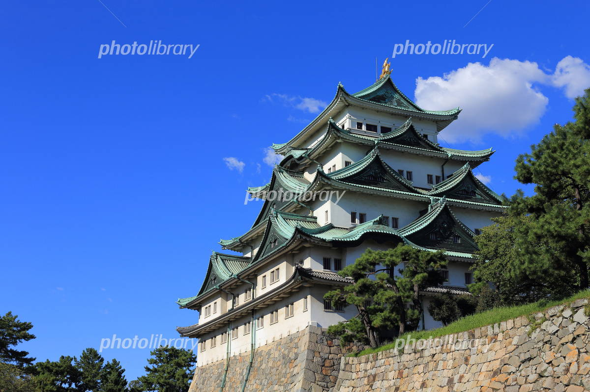 Nagoya Castle castle tower Photo