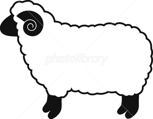 羊 イラスト イラスト素材 フォトライブラリー Photolibrary