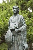 Matsuo Basho image of Stock photo [3340376] Bronze