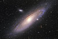 Andromeda Galaxy Stock photo [3341488] Celestial