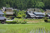 Kyoto Miyama countryside Stock photo [3342634] Village